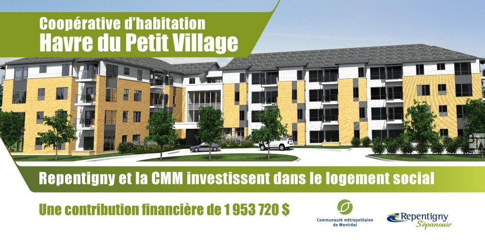 Coopérative d'habitation Havre du Petit Village