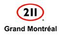 Logo 211 Grand Montréal