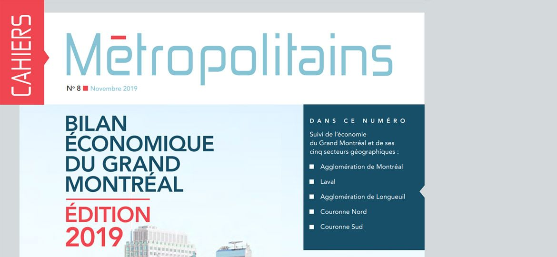 Cahiers Métropolitains No8
