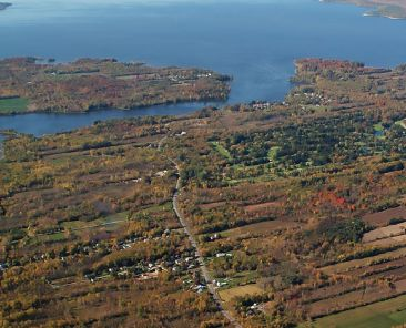 Paysage humanisé de L'Île-Bizard | Communauté métropolitaine de Montréal (CMM)