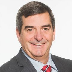 M. Richard Perreault, Maire de la Ville de Blainville