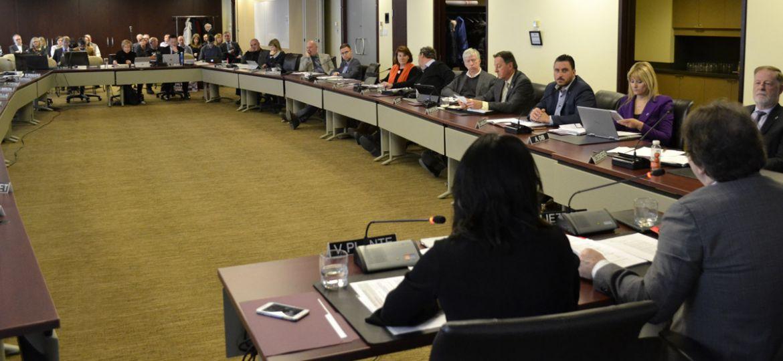 Séance du conseil de la Communauté métropolitaine de Montréal - CMM