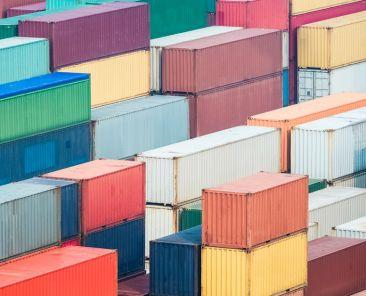 Conteneurs - Transport des marchandises | Communauté métropolitaine de Montréal (CMM)