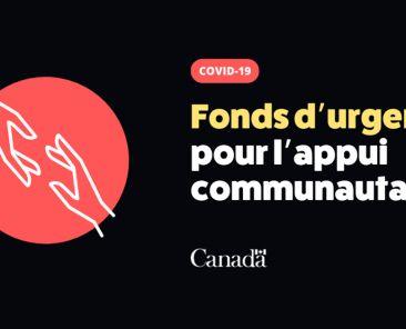 Fonds d'urgence pour l'appui communautaire