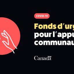 COVID-19 : aide financière de 7,2 M$ pour soutenir vos citoyens