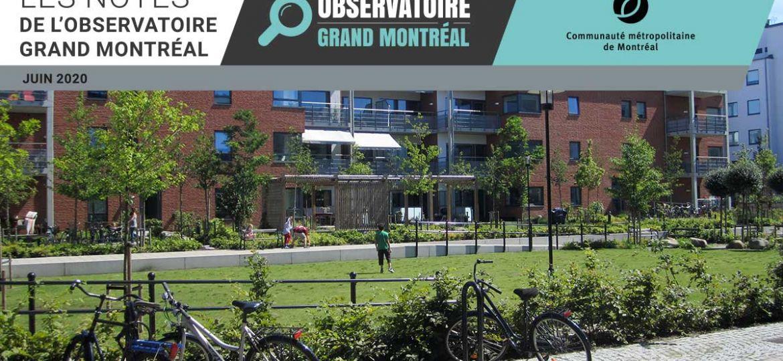 Note de l'Observatoire - Densité urbaine