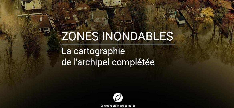 Zones inondables - La cartographie de l'archipel complétée