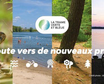 Trame verte et bleue du Grand Montréal | En route vers de nouveaux projets