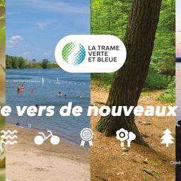 Le gouvernement du Québec et la CMM s'engagent à poursuivre le développement  de la Trame verte et bleue du Grand Montréal