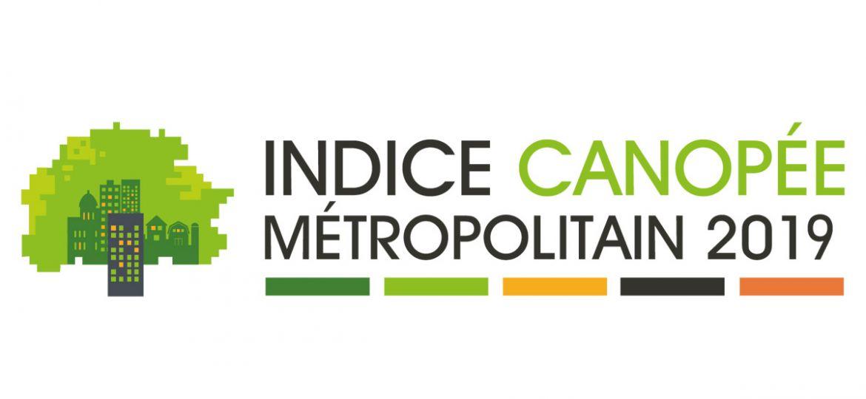 Logo Indice canopée métropolitain 2019
