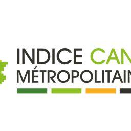Diffusion de l'indice canopée métropolitain 2019