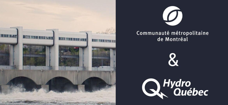La Communauté métropolitaine de Montréal et Hydro Québec - Inondations