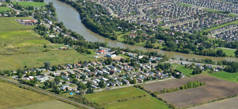 Terre agricole et urbanisation