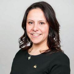 Mme Caroline Bourgeois, Mairesse de Rivière-des-Prairies - Pointe-aux-Trembles et membre du comité exécutif de la Ville de Montréal