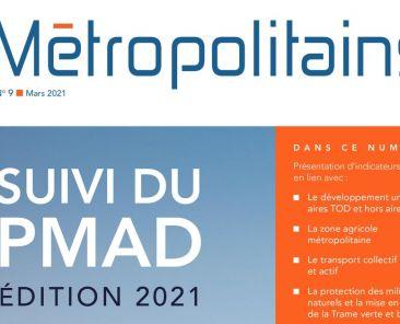 Cahiers métropolitains No9