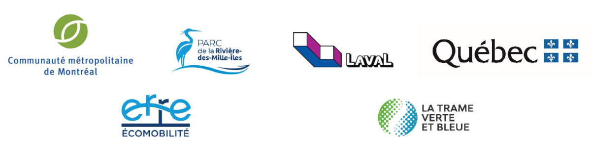 logos partenaires Communiqué Laval, Berge du Garrot