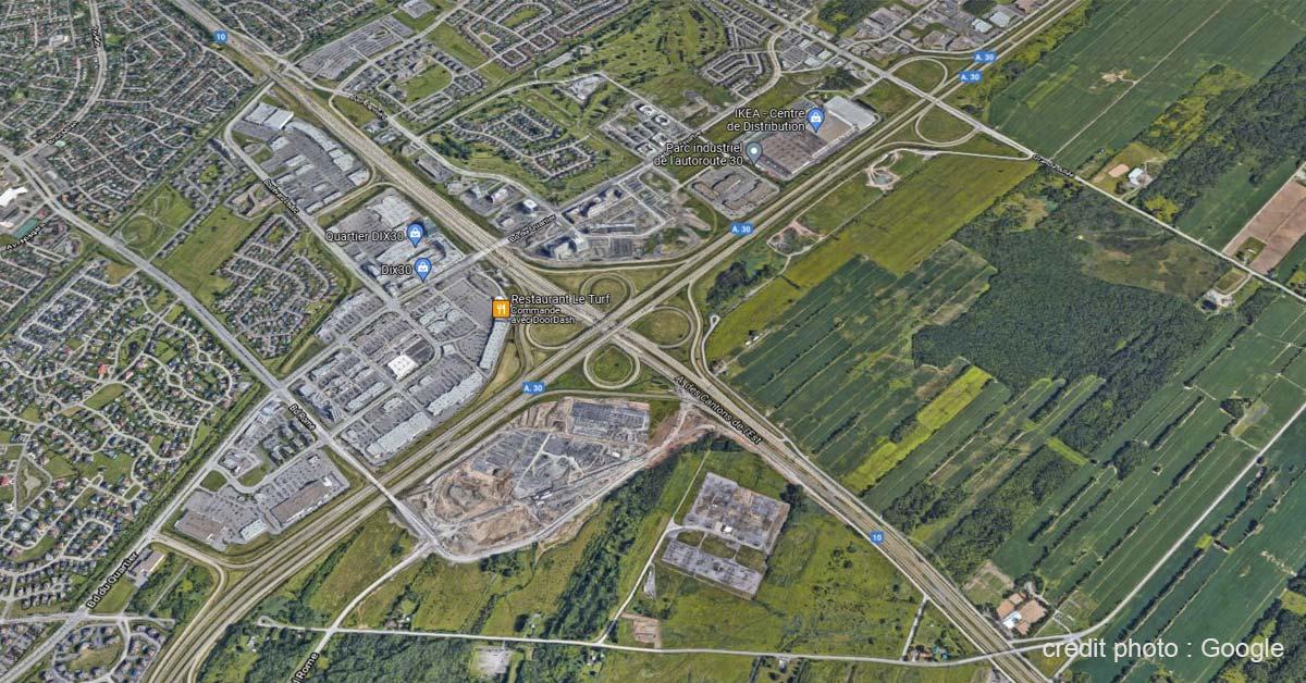 Parc métropolitain agricole   crédit photo : Google
